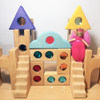 Pink Fairy, Colour Street, Knights Castle, Fairy Windows