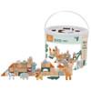 Africa Blocks - 50 piece Set | Zookabee