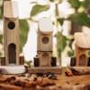 Bamboo Fairy House