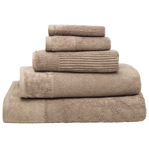 Bambury Costa Bath Towel Range|Mocha