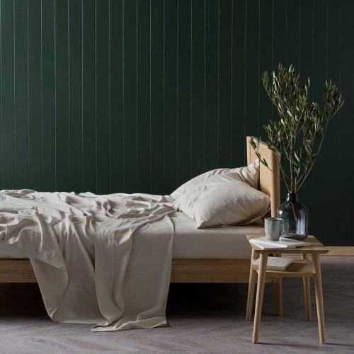Nimes Natural Sheet Set by Linen House|Natural