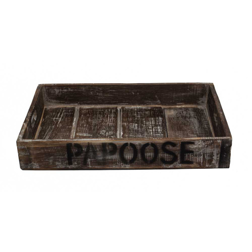 Wooden Tray by Papoose Toys|