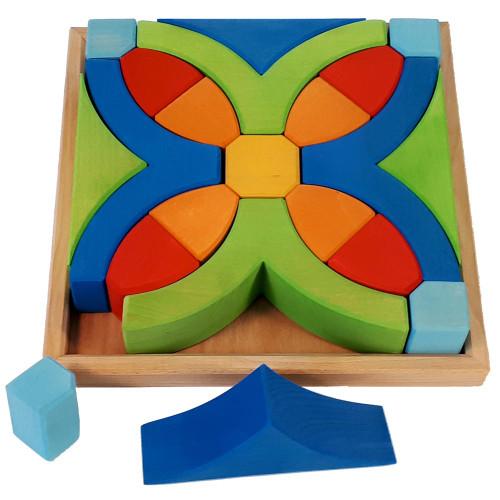 Bauspiel Y Puzzle