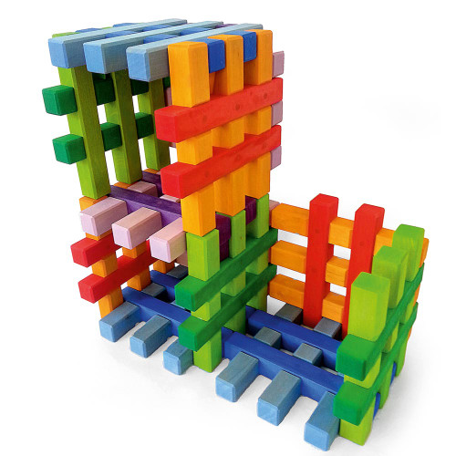 Bauspiel Coloured Grids