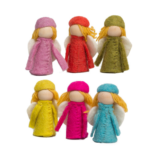 Bright Elves by Papoose Toys