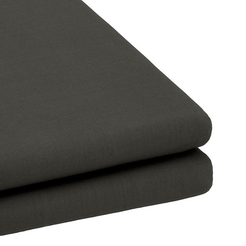 Bambury Tru Fit Fitted Sheet Charcoal