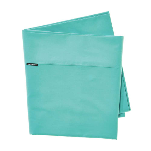 Linen House Remo 250TC Cotton Percale Sheet Set|Teal