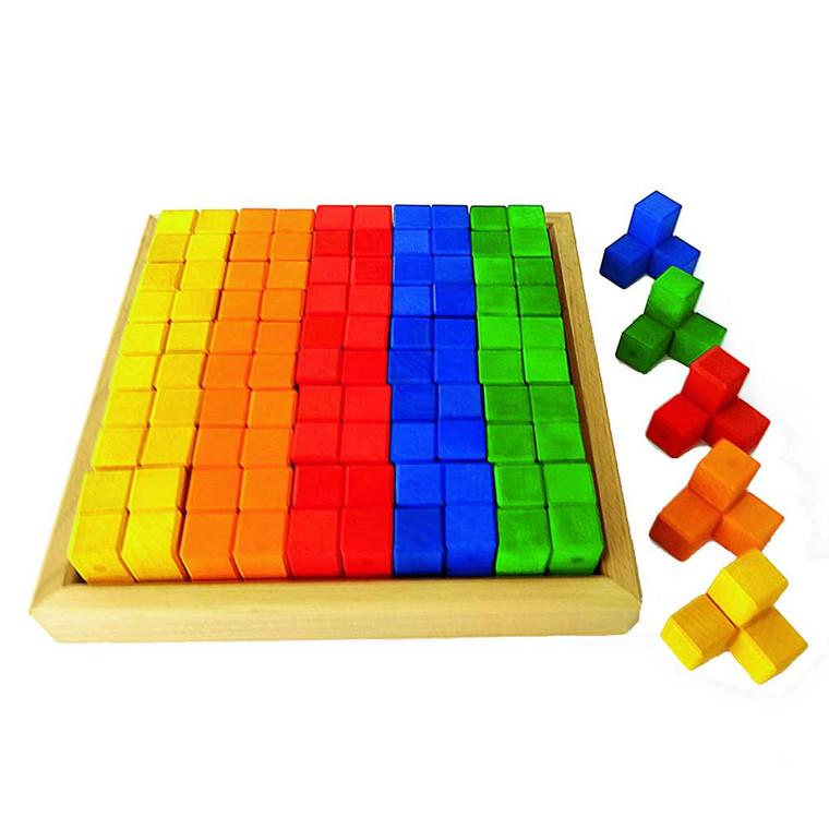 Bauspiel Corner Blocks