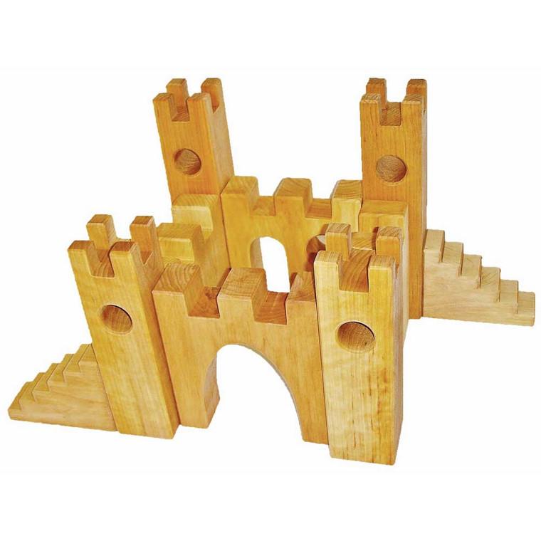 Bauspiel Knights Castle