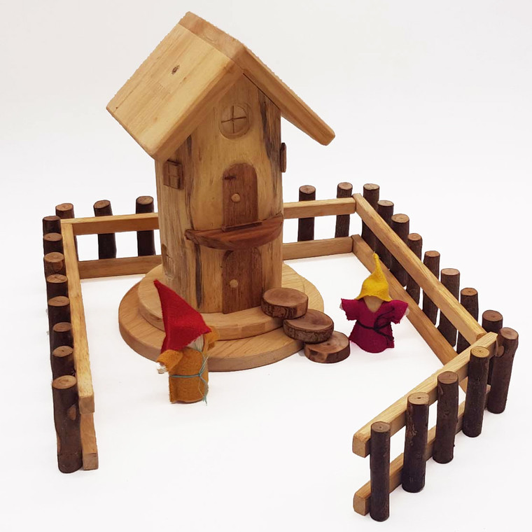 QToys Gnome Play House