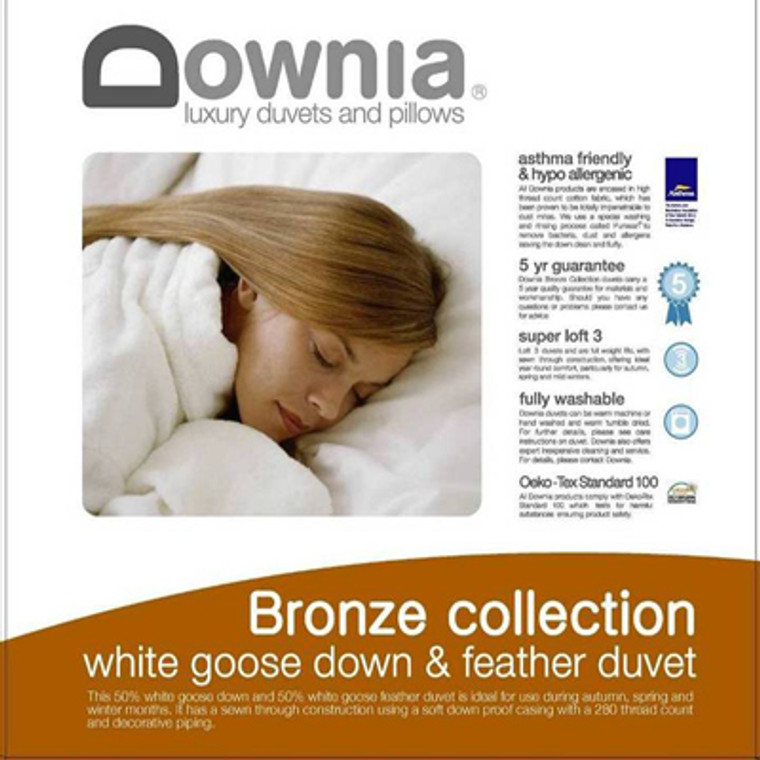 Downia Bronze Collection Goose Quilt