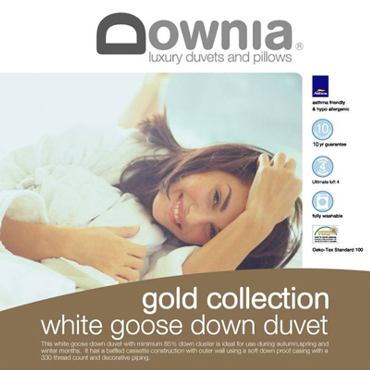 Downia Gold Collection Goose Quilt