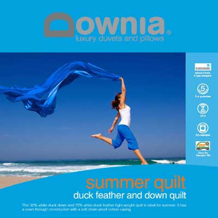 Downia Summer Nights Quilt new packaging