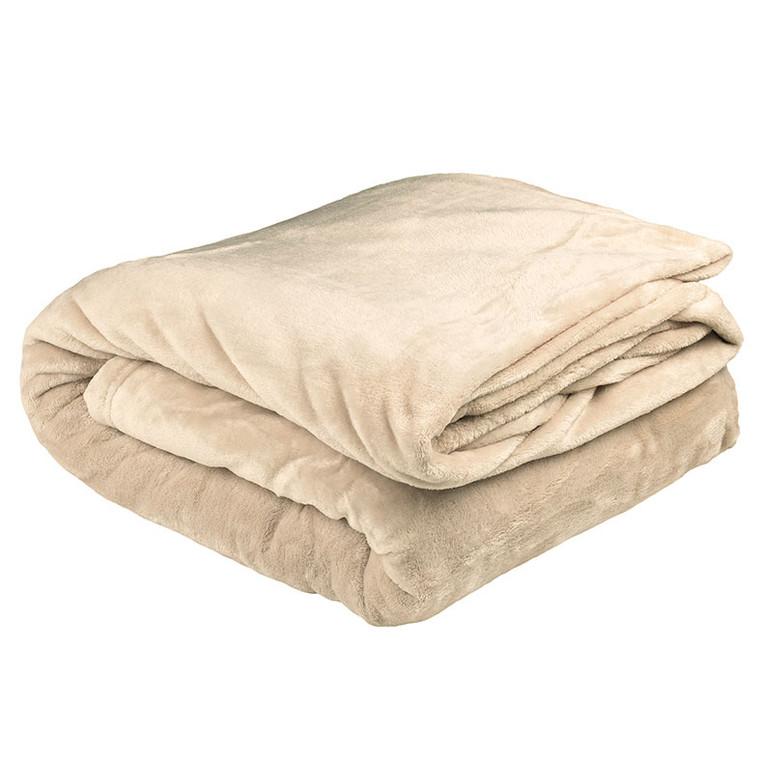 Bambury Ultraplush Blanket|Linen