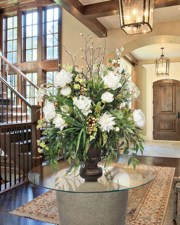 American Garden<br>Silk Flower Arrangement