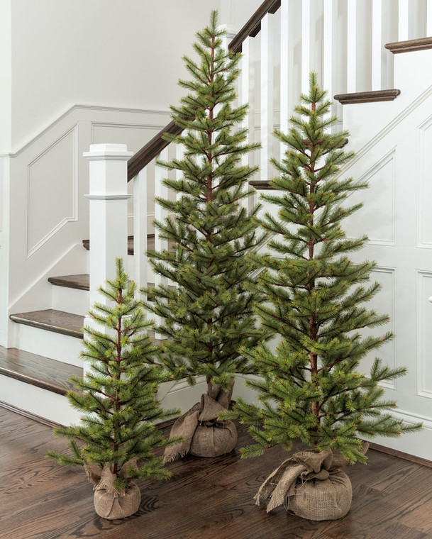3' Norway Spruce<br>Artificial Christmas Tree