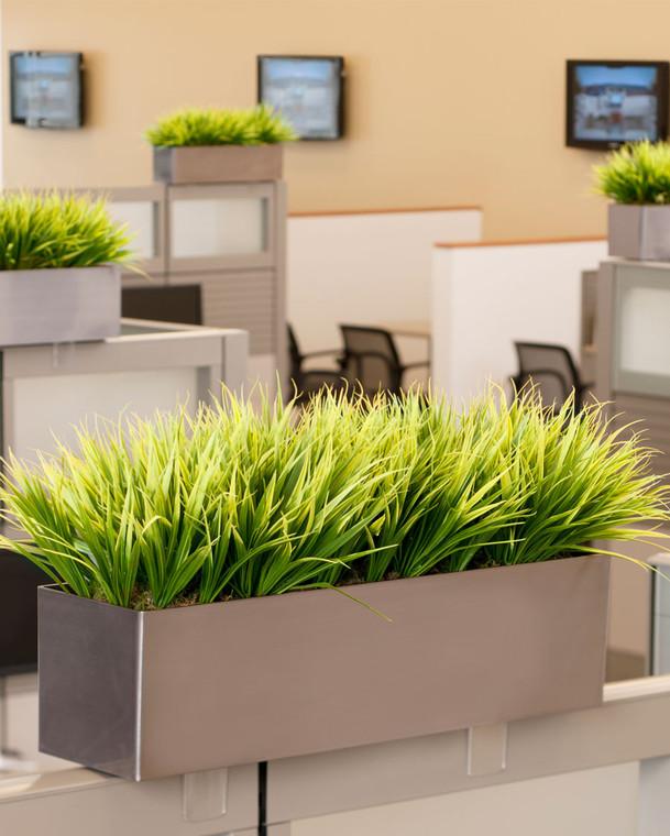 Grass Cubicle Planter