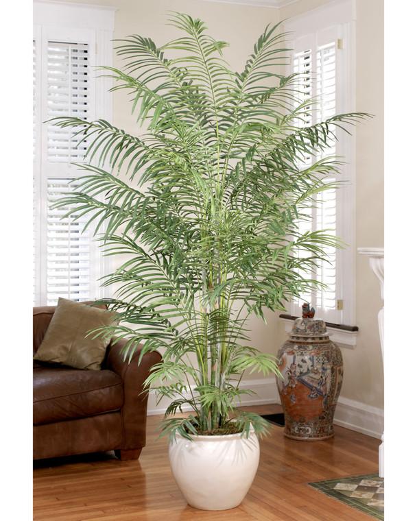 Silk Butterfly Palm Tree - 6.5ft