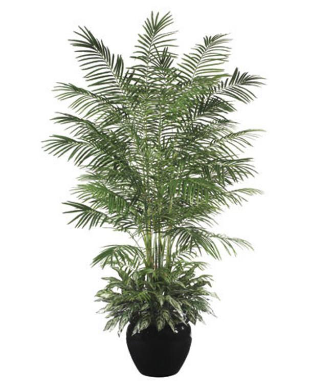 Silk Premier Areca Palm Tree - 7.5ft