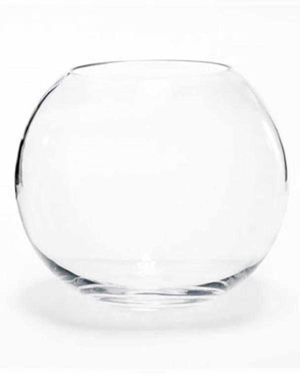 "6"" Bubble Ball Vase"