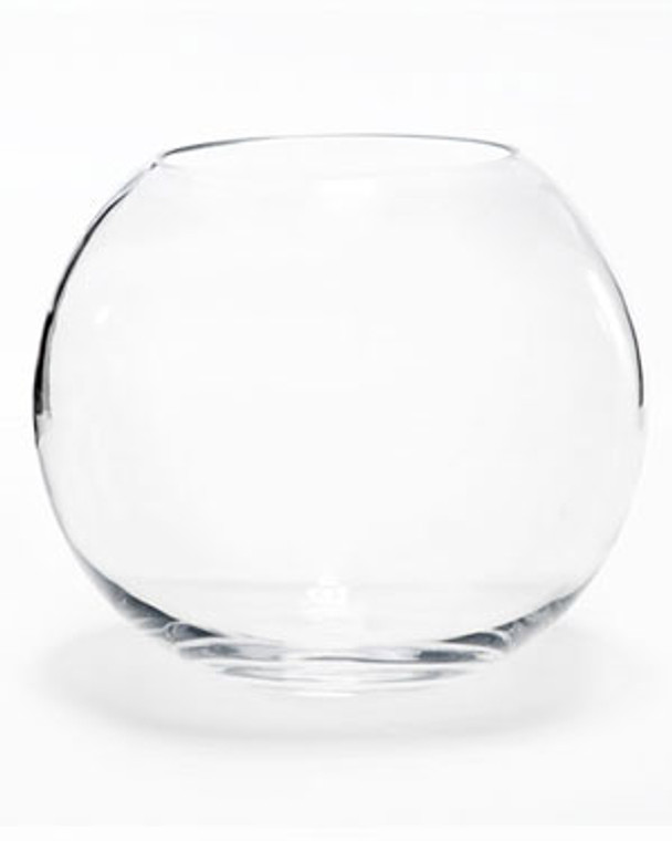 "8"" Bubble Ball Vase"