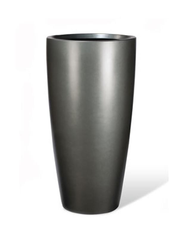 """Fiberglass Tall Uptown - 16""""W x 32""""H - Light Graphite"""