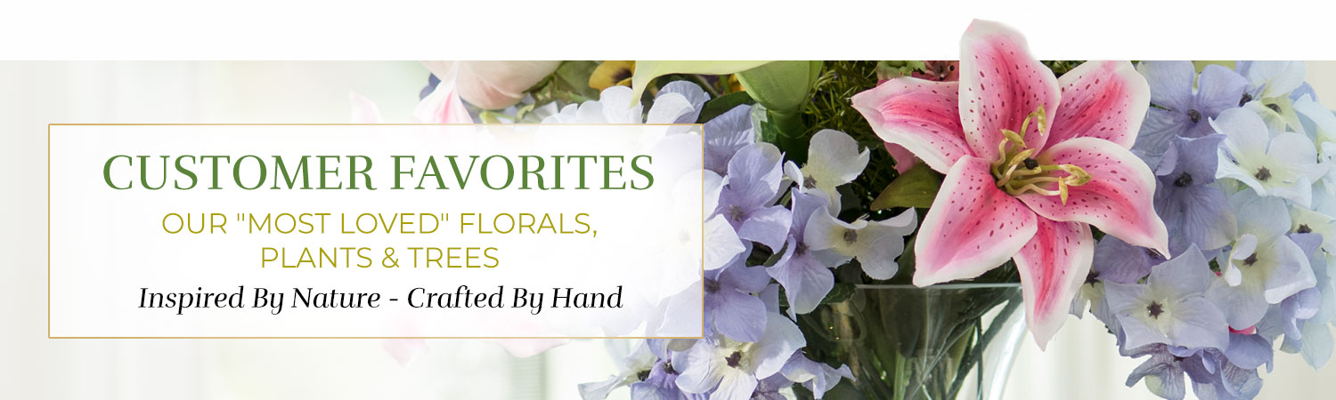 Best Selling Florals, Plants, and Trees