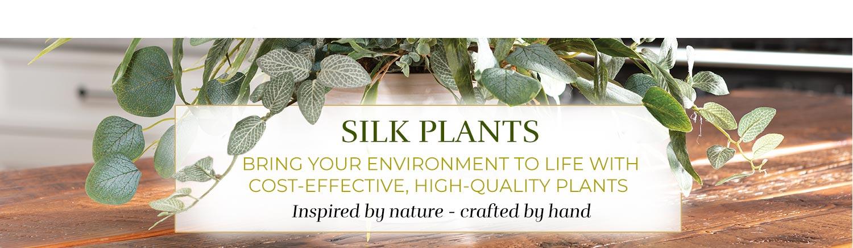 Best Selling Silk & Artificial Plants
