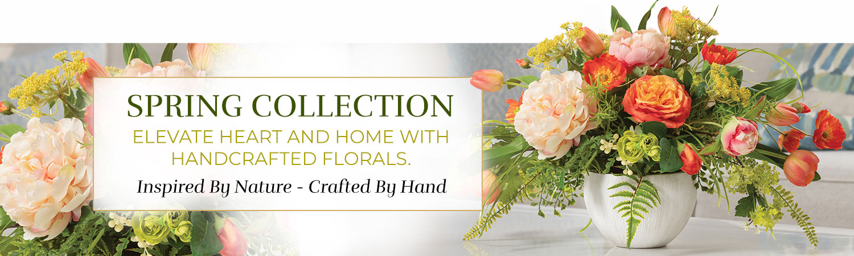Spring Silk Flower Collection