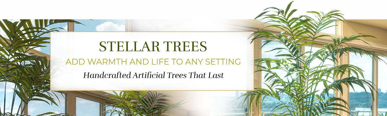 Silk & Artificial Trees