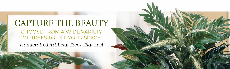 Other Silk & Artificial Tree Varieties