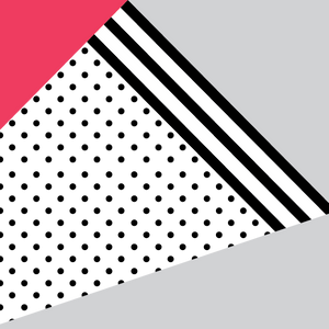Geometric, Stripes & Dots