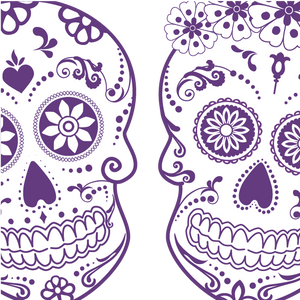 Sugar Skulls / Day of the Dead