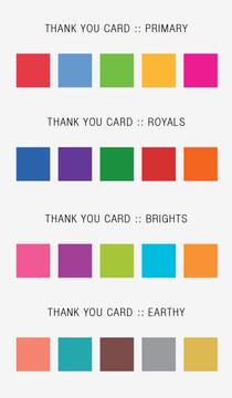 Mexican Papel Picado Gracias or Thank You Cards
