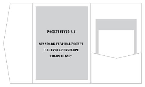 Pocket Folder - Sample Material Only