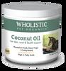 Wholistic Pet Organics Coconut Oil