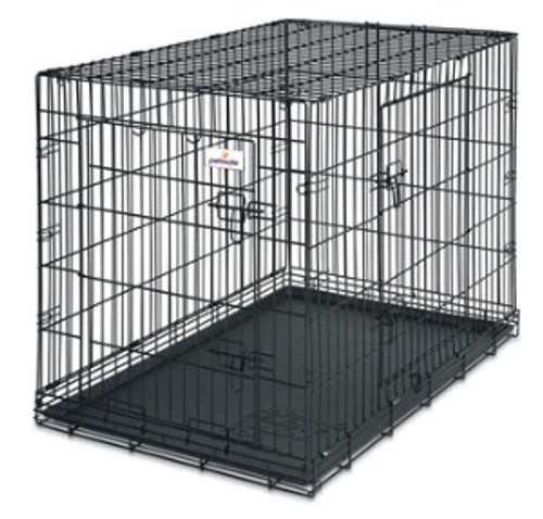 "Petmate Wire Crate 2 Door Training Kennel 36"""