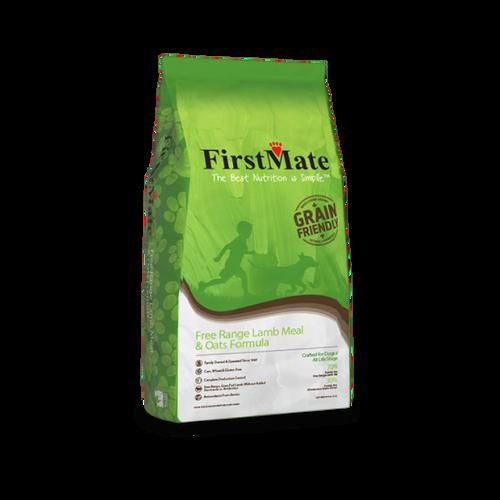 FirstMate Grain Friendly Free Range Lamb & Oats Formula