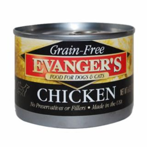Evanger's Chicken Grain Free Food
