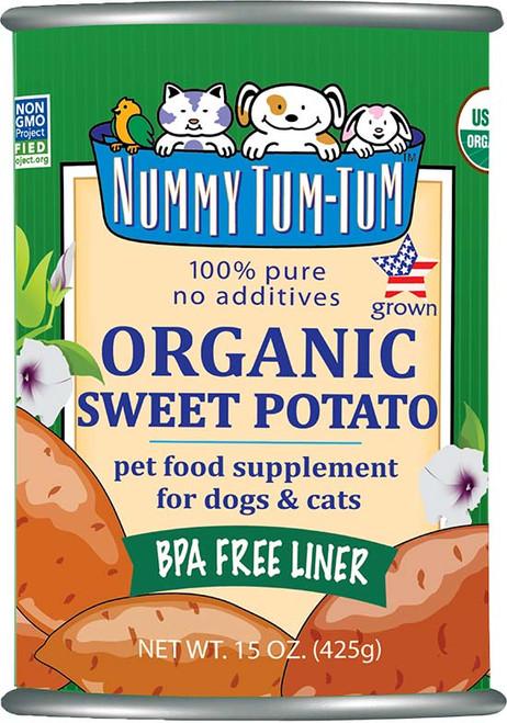 Nummy Tum Tum Sweet Potato