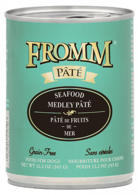 Fromm Seafood Medley Pate