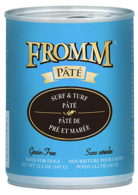 Fromm Surf & Turf Pate