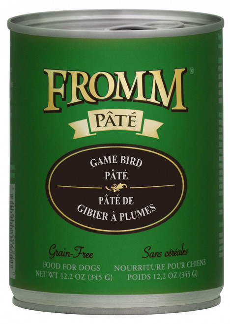 Fromm Game Bird Pate