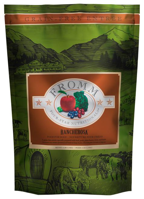 Fromm Four-Star Rancherosa Recipe Grain Free Dog Entree