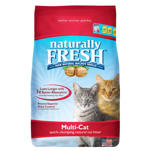 Naturally Fresh Multi-Cat Formula