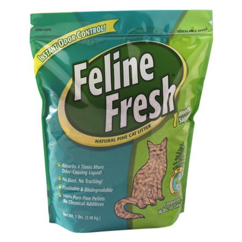 Feline Fresh Pine Litter