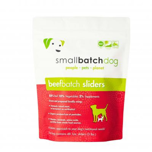 Small Batch Beef Sliders/Patties