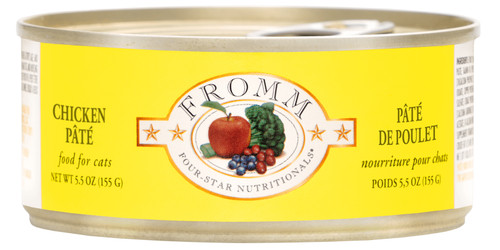 Fromm Four-Star Chicken Pate