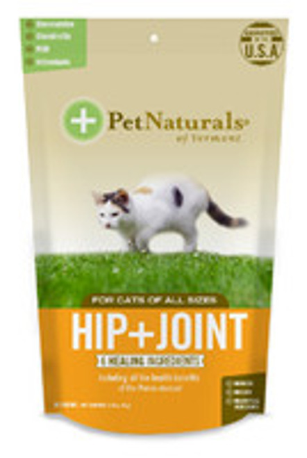 Pet Naturals of Vermont Hip & Joint for Cats 30 Ct.