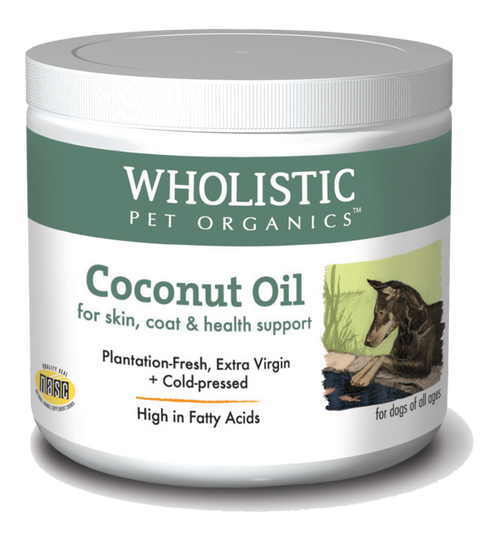 Wholistic Pet Organics Coconut Oil